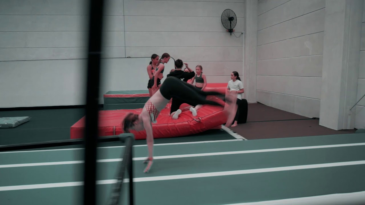 Advanced Tumble sessions- Flips & Tumbles
