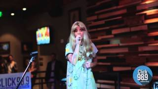 Click 98.9 Acoustic Lounge: Melanie Martinez - She