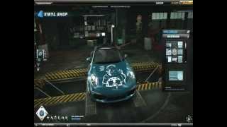винил R Club need for speed world