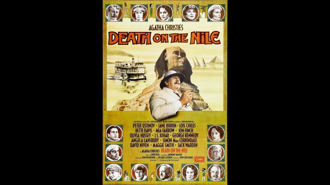 Death On The Nile Film Review Youtube