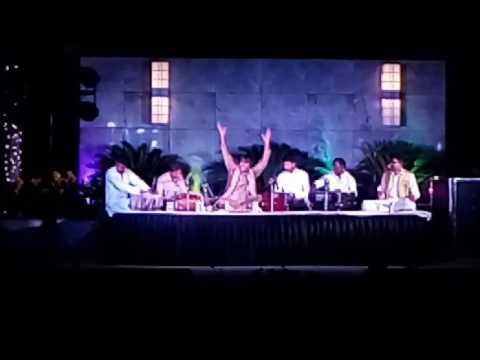 Sufi Qawwali Ishq Junoon Jab Bhad Jaye By Sufi Qawwali Singers Hussain In India 09990908622
