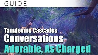 [Guide] Aura Kingdom Conversations Achievement - Adorable, As Charged in Tanglevine Cascades