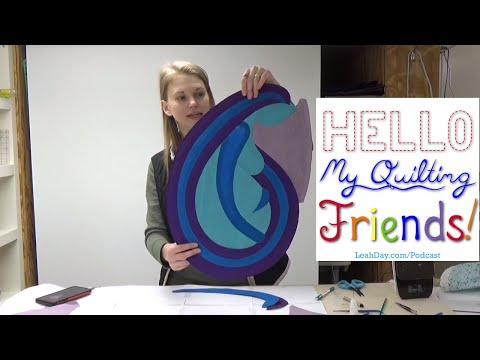 Cleaning Up To Be Creative - Quilting Friends Podcast #94