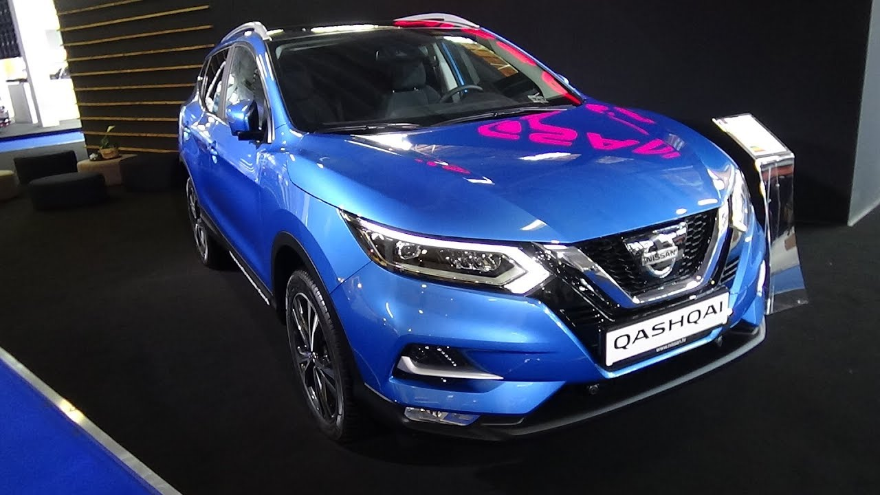 2018 Nissan Qashqai 1 2 Dig T N Connecta Exterior And Interior Zagreb Auto Show 2018