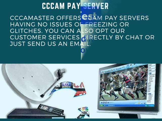 Cccam Server Premium