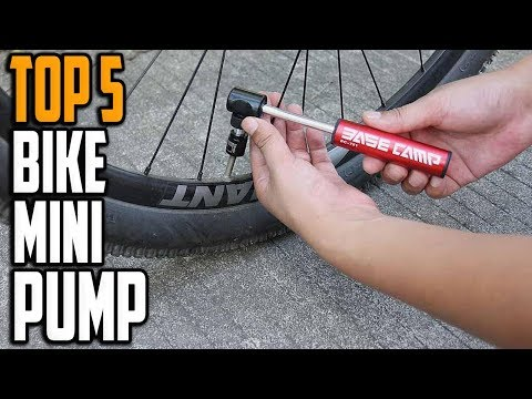Best Bike Mini Pump in 2020 Must Need For Mountain Biker