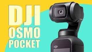 新時代の幕開け。ビデオカメラの未来がやってきた! / DJI Osmo Pocket 動画レビュー!