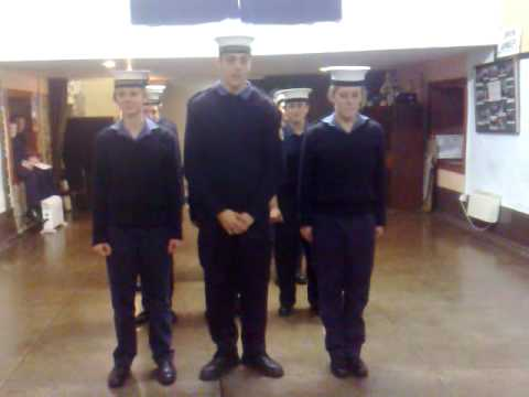 T.S. Skirmisher Unarmed Drill Team Practice.   Are These The Best Ever.
