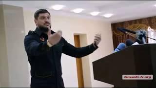 Видео Новости-N: Савченко призвал Сенкевича уйти, а горсовет самораспуститься