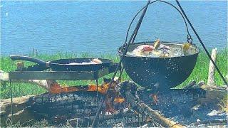 Как рыбаки в Астрахани празднуют день рыбака Ловля сазана на жмых Рыбалка в Астрахани 2020