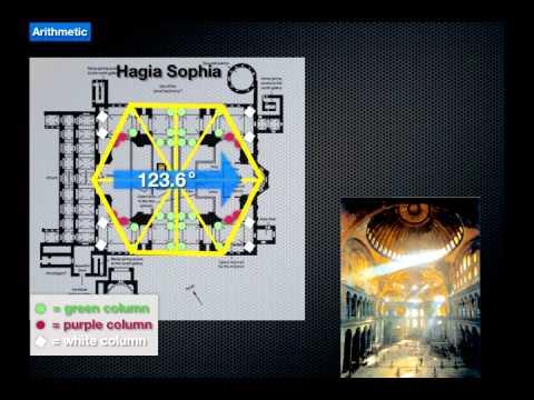 Boethius, the Quadrivium and the Hagia Sophia