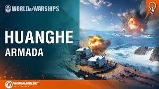 World of Warships - Armada: Huanghe