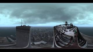 The Walk - A 360 View on Top of the Twin Towers