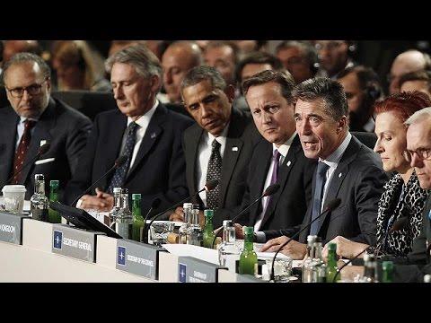 Ukraine dominates day one of NATO summit