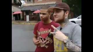 Mac Miller AND Nomi Leasure Interview at Blue Slide Park (** VERY RARE**)