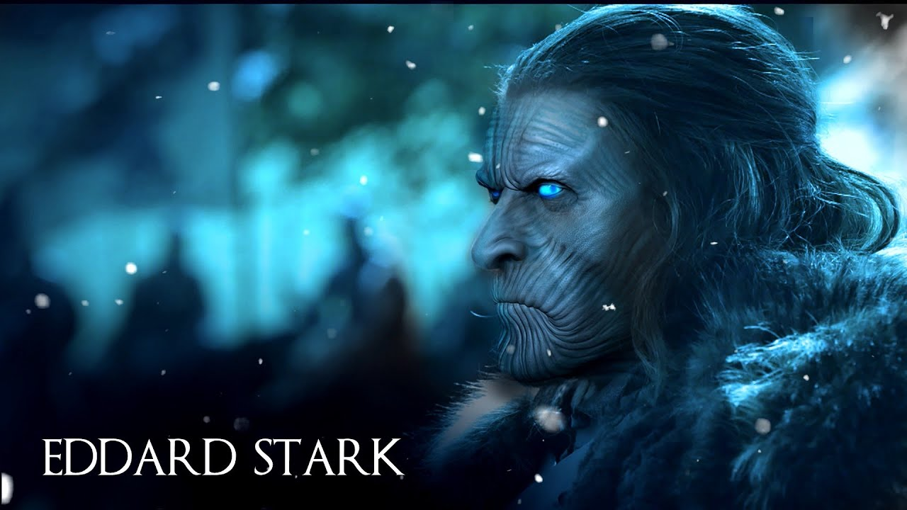 Game Of Thrones Characters As White Walkers