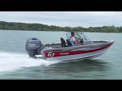 G3 Boats 2018 Angler V17 SF