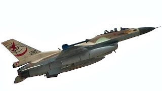 Israeli Air Force, U.S. Air Force Fighter Jets Takeoff/Landing