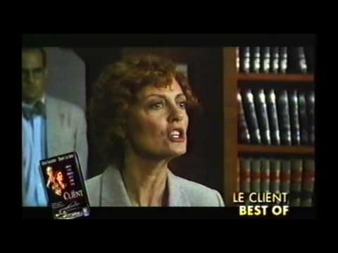 Le client (1994) Bande annonce française