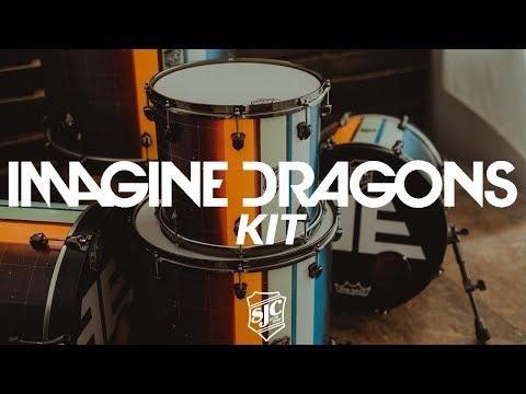 Imagine Dragons Kit (Drum Build/Showcase)
