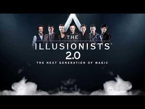 The Illusionists 2.0 Paris 2017