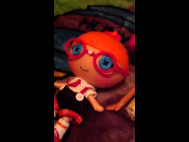 Lalaloopsy is my friend Travel Video