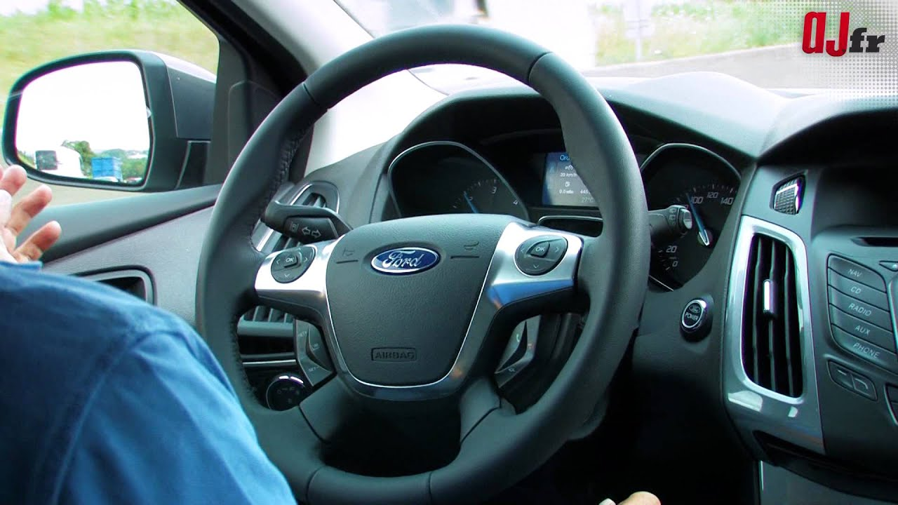 ford focus sw 1 6 tdci 115 titanium youtube. Black Bedroom Furniture Sets. Home Design Ideas