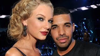 Taylor Swift & Drake Get FLIRTY During His Birthday & Spark Dating Rumors?