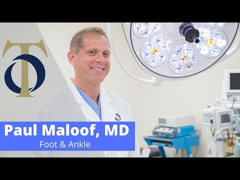 Introduction to Paul Maloof, MD