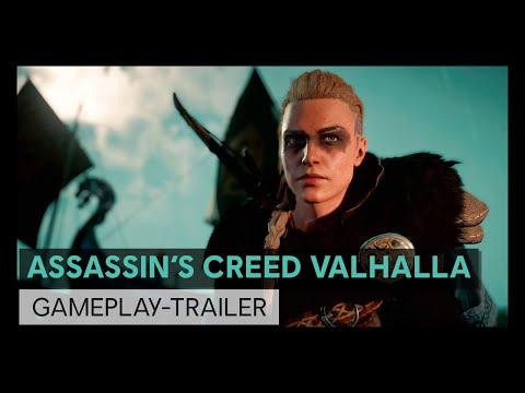 Assassin's Creed Valhalla: Gameplay-Trailer | Ubisoft [DE]