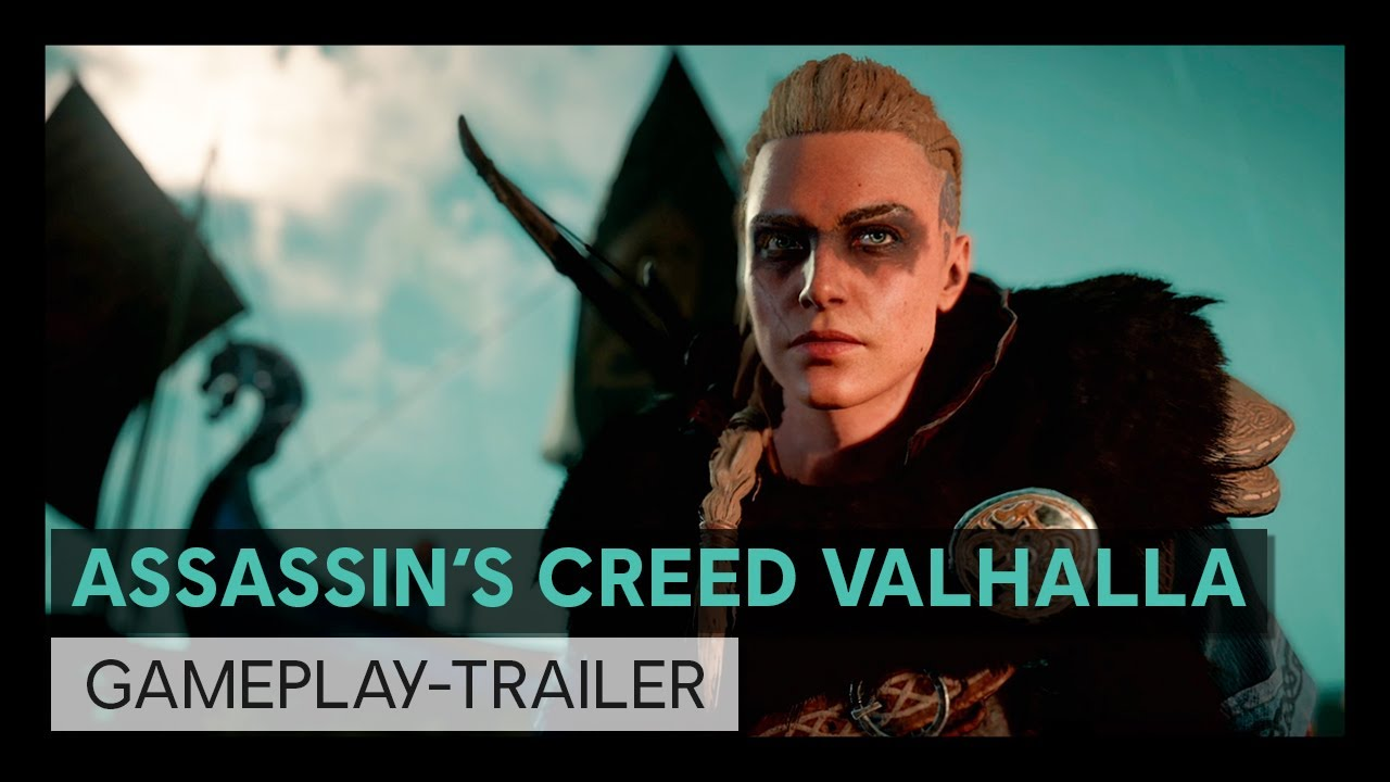 Assassin's Creed Valhalla: Gameplay-Trailer | Ubisoft [DE]