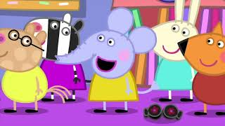 Best of Peppa Pig Full Episodes Rabbit Taxi
