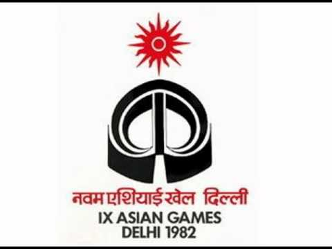 IX Asian Games Delhi 1982 - Swaagatam (Hymn of the Asiad) by Ravi Shankar