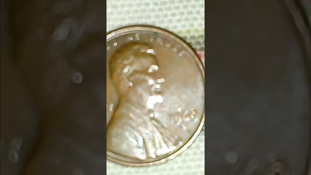 1972 D penny - YouTube