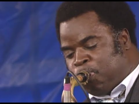 Maceo Parker - Let's Get It On - 8/16/1992 - Newport Jazz Festival (Official)
