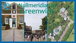 Das ist der Ursprung der heutigen Zeit! - Der Nullmeridian in Greenwich