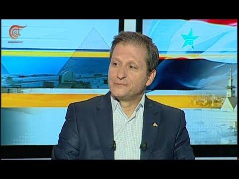حوار الساعة | الشاعر اللبناني نزار فرنسيس | 2018-06-15  - 12:22-2018 / 6 / 15