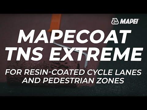 MAPEI: Mapecoat TNS Extreme | resin floors for urban design