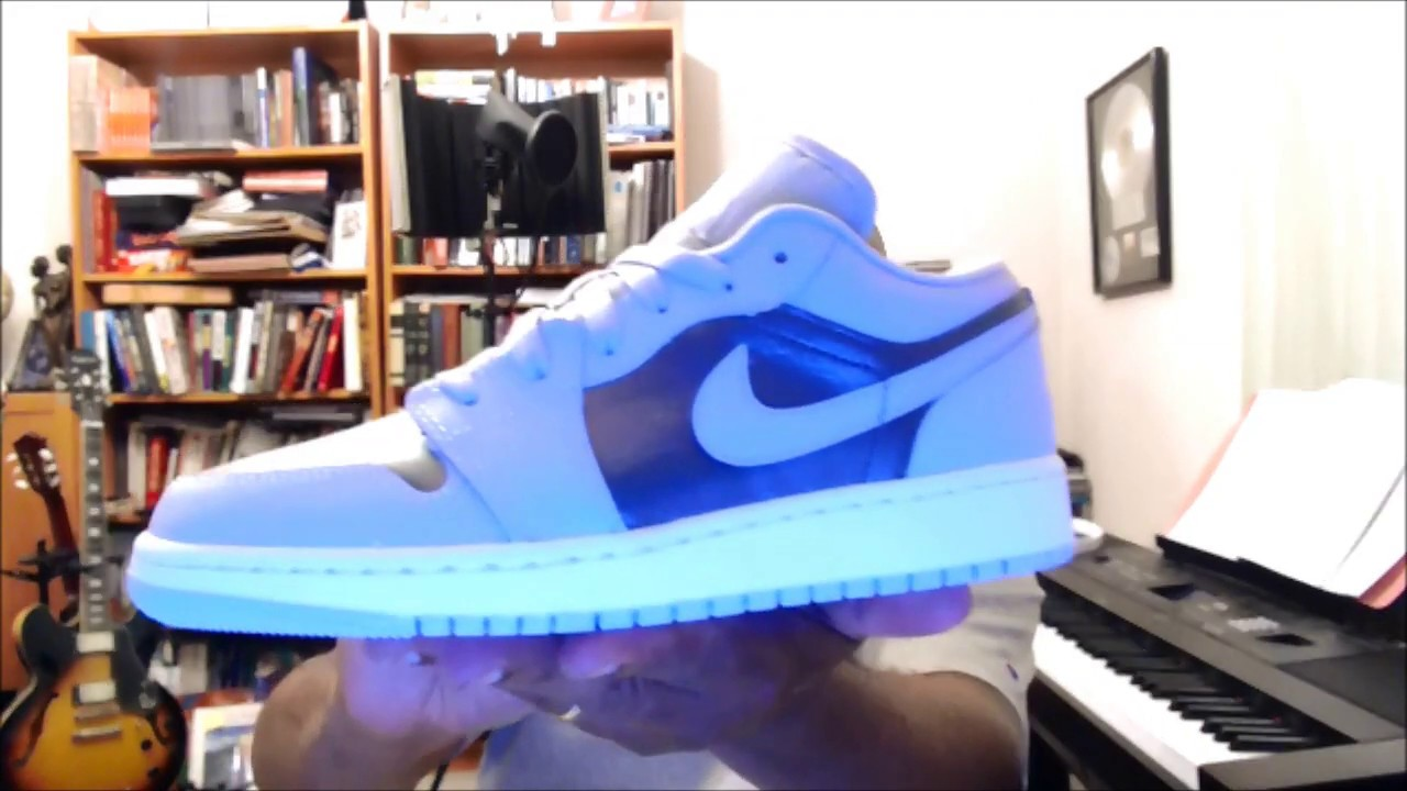 Air Jordan 1 Low GS Oxygen Purple/Oxygen Purple 554723-505
