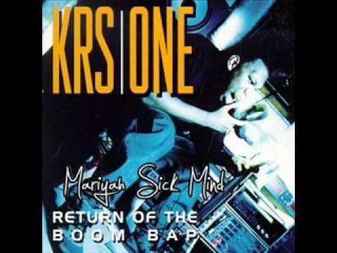 KRS-One - Attacks ( Album - Return Of The Boom Bap - 1993 )