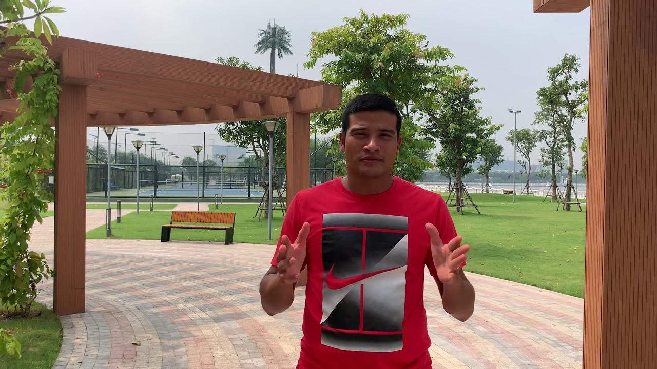 [VNTA Tennis]   Sân Tennis Vinhomes Khu Đô Thị Việt Hưng – Long Biên – Hà Nội