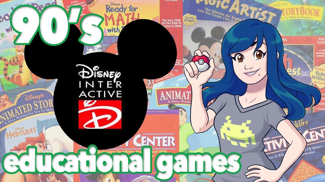 90s Disney Interactive Educational Games (Windows and Mac) - Retro Game  Review - Tamashii Hiroka