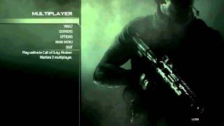 How To Use/Find The MW3 Dedicated Server Browser For PC