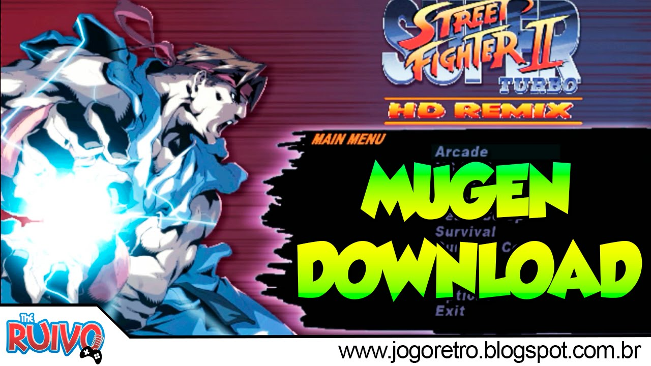 Super street fighter 2 the new challengers download game.
