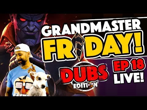 GRANDMASTER Friday Community Crystal Opening Ep 18: Hoping for AA-Ron and VOID?