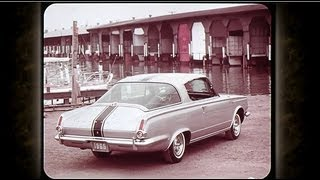 1965 Plymouth Barracuda and Valiant Sales Features - Dealer Promo Film