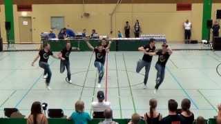 JumpJump - Deutsche Jumpstyle Meisterschaft Oberhausen 2013 (1. Platz)