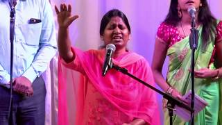 Worship by Sis Joy Immanuel and Sermon by Pastor Kamal, 19/01/2020