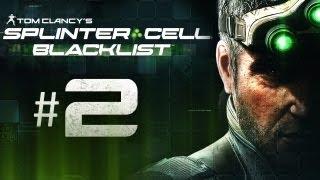 Splinter Cell Blacklist Gameplay Walkthrough Part 2 - Bag and Tag