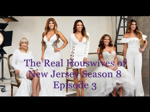 The Real Housewives New Jersey Season 8 Episode 3